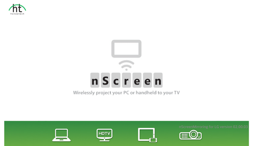nScreen Mirroring for LG