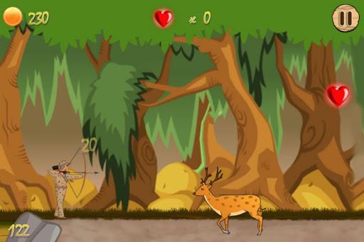 狩猎鹿射击猎人2