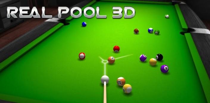 Real Pool 3D - скачать лучший 3D бильярд на android