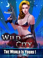 Screenshot of Wild City (Mafia RPG)
