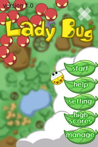LadyBug - screenshot