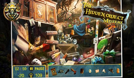The Hidden Object Mystery 3 v16.1.1