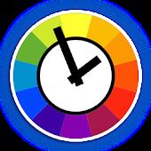 Color Clock Daydream
