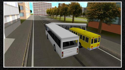 巴士速度竞赛3D
