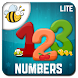 Kids Learning Numbers Lite icon