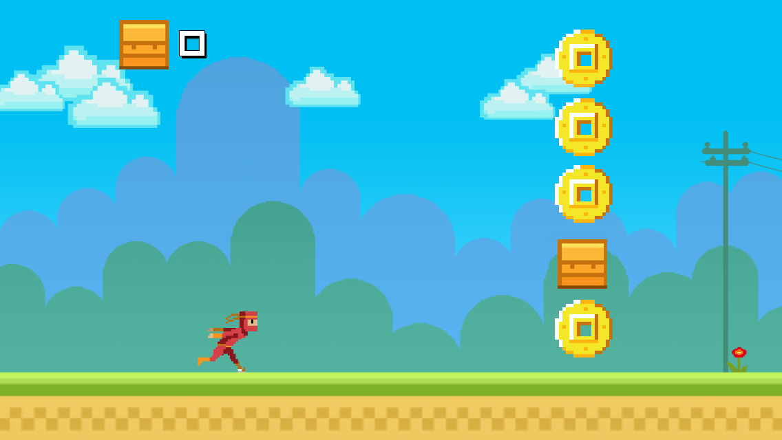 Ninja Impossible- screenshot