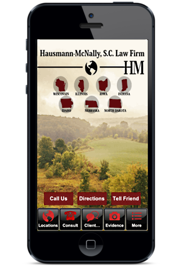 Hausmann-McNally S.C. - screenshot