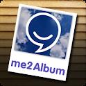미투 사진 앨범 logo