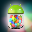 Jelly Bean Theme FREE icon