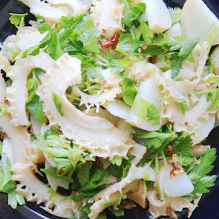 Marinated Tripe Salad