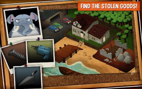 Wombi Detective - screenshot thumbnail