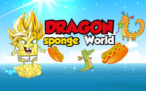 dragon sponge World