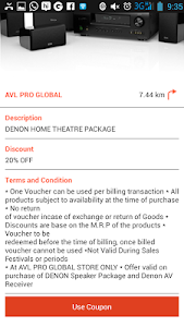 The Discount Book App -Coupons screenshot 2