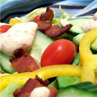 Bacon-Mustard Salad Dressing