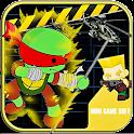 Tartarughe Ninja combattimento icon