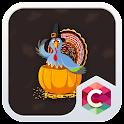 Happy Thanksgiving Theme icon