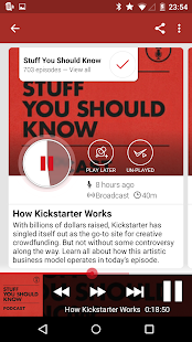 Player FM Podcast App - screenshot thumbnail