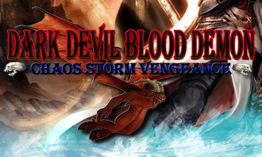 DARK DEVIL BLOOD DEMON