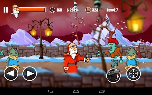 Santa's Monster Shootout