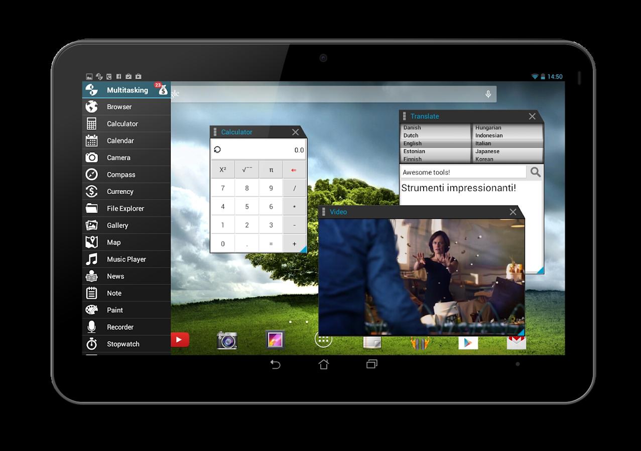 Multitasking Pro - screenshot