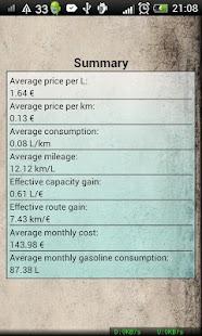 【免費交通運輸App】燃料書,燃氣及里程記錄-APP點子