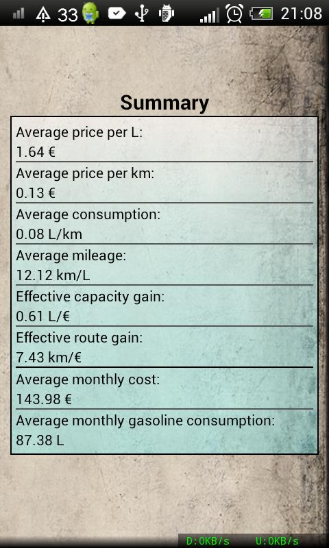 Fuel Book Gas  Mileage Log  Android Apps On Google Play
