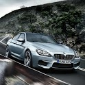 BMW M6 Gran Coupe Live Wallpap icon