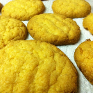 Pineapple Coconut Cookies