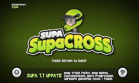 SupaSupaCross Screenshot 1
