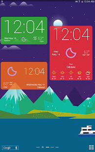 Kairo (for HD Widgets)- screenshot thumbnail