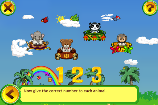 Learning Numbers for Kids 2-6