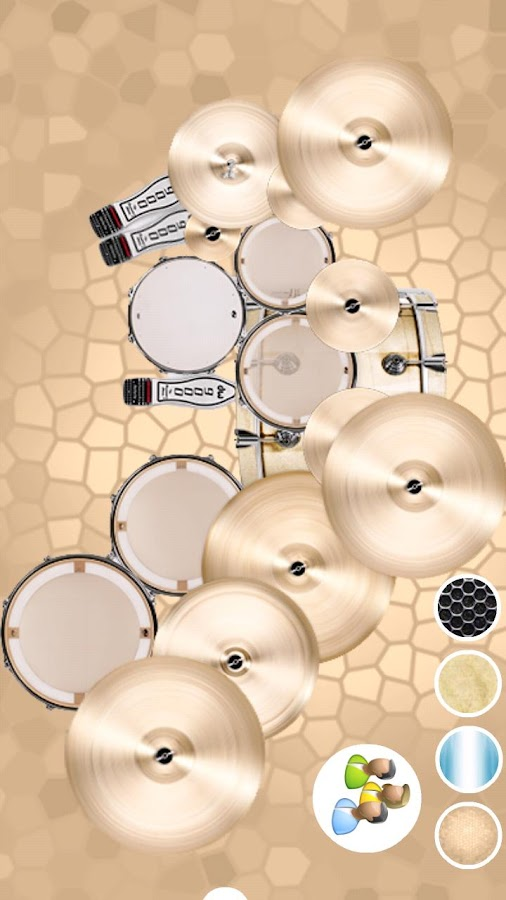 Drum Set - Real Drum -Drum Kit - screenshot