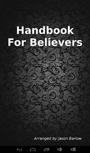 Handbook For Believers