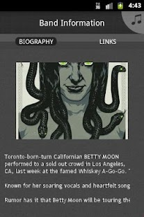 Betty Moon - screenshot thumbnail