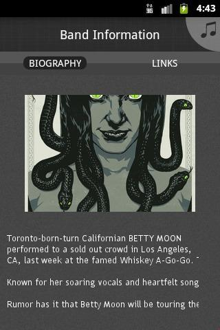 Betty Moon - screenshot