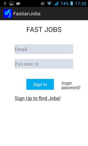 Fastian Jobs
