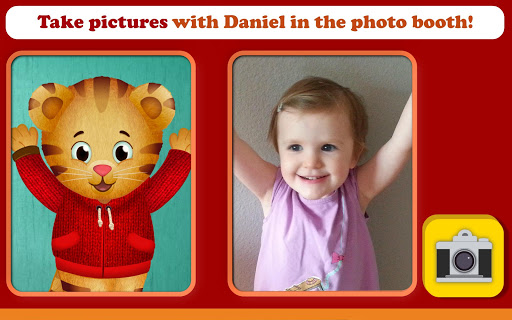 Daniel Tiger Grr-ific Feelings для планшетов на Android