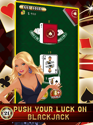 Blackjack Lucky 21