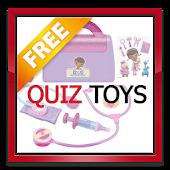 Doc Toys Quiz Game