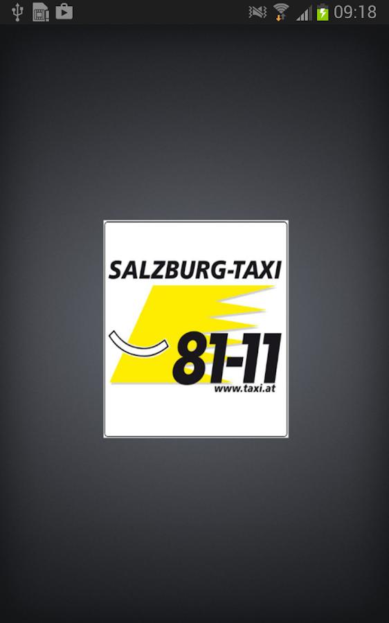 Taxi 8111 - Salzburg Taxi- screenshot