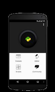 QPython3 - Python3 on Android v0.9.9.1