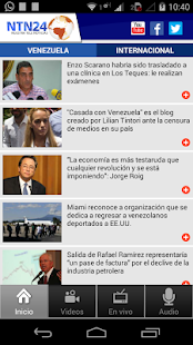 NTN24 Venezuela- screenshot thumbnail