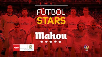 Screenshot of Fútbol Stars