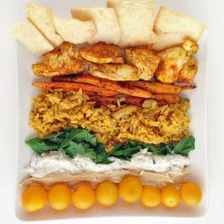 Chicken Shawarma Bowl