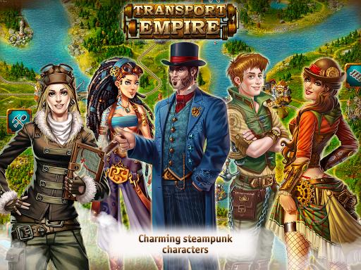 Transport Empire: Steam Tycoon  screenshots 11