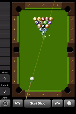 Touch Pool 2D Lite - screenshot