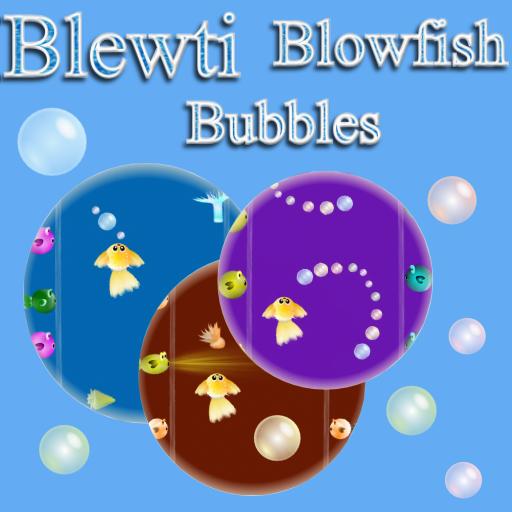 Blewti Blowfish Bubbles LOGO-APP點子