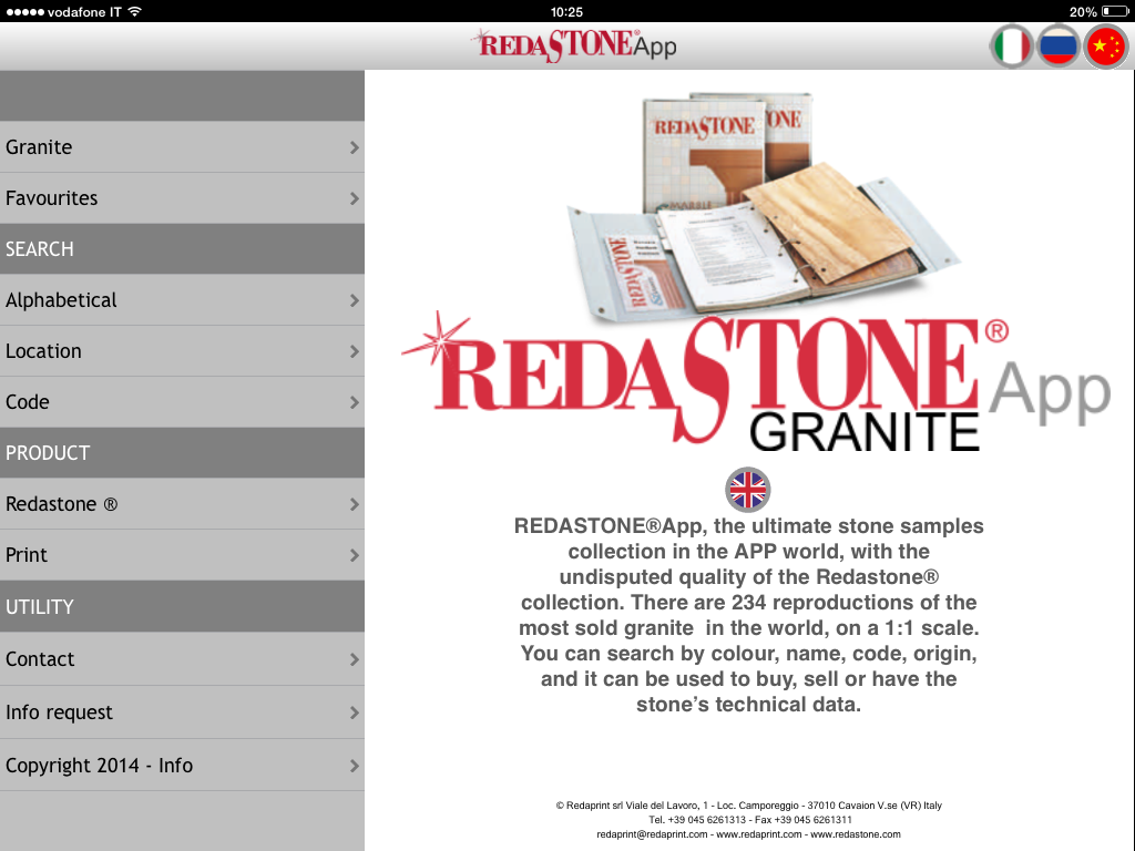RedastoneGranite- screenshot
