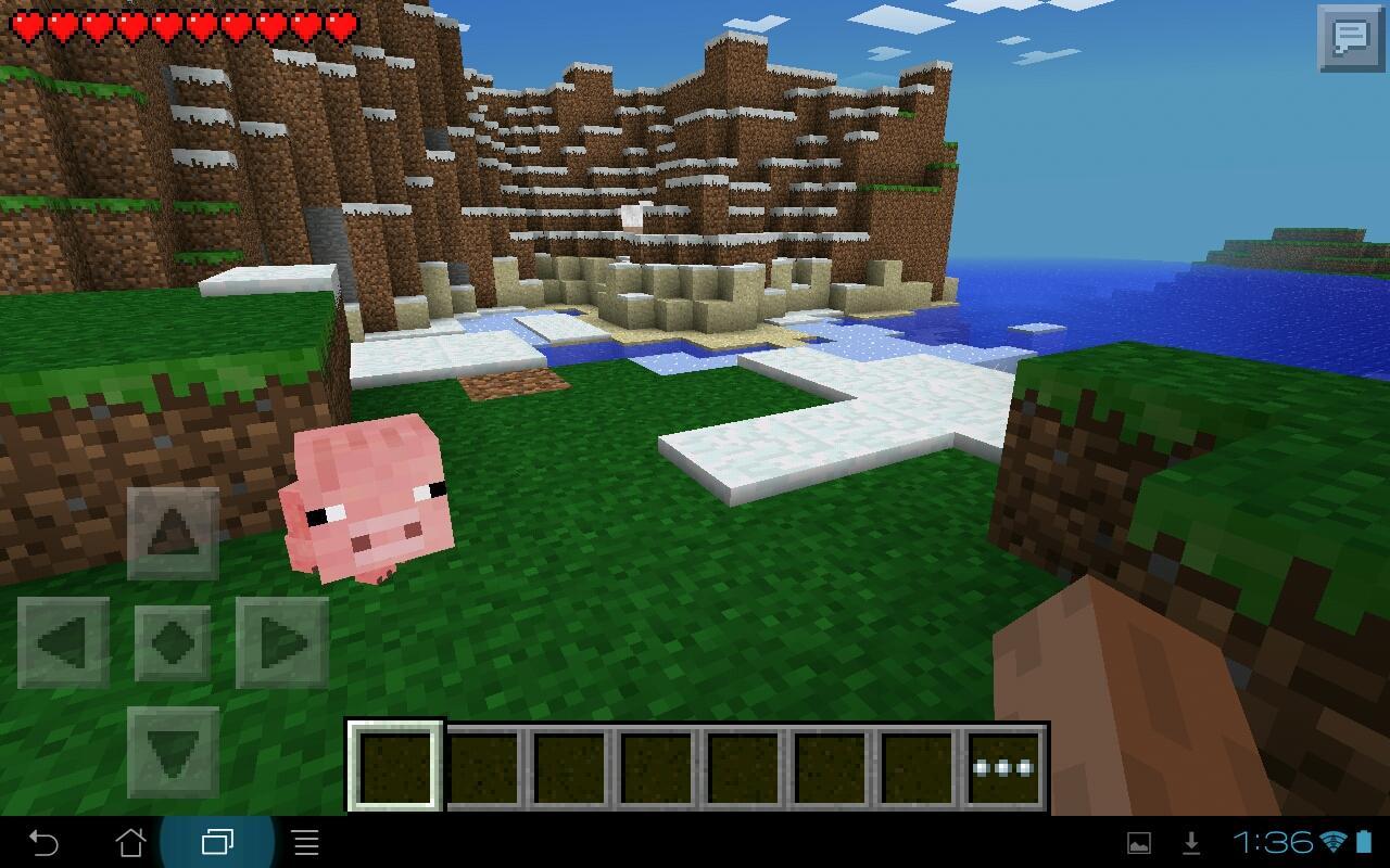 Minecraft - Pocket Edition - screenshot