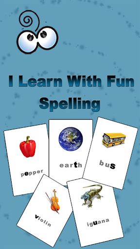 I Learn With Fun - Spelling